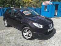 Nissan Qashqai 1.5dCi 2WD Acenta***3 MONTHS WARRANTY ***FINANCE AVAILABLE