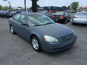 Nissan Altima 2.5S-AUTOMATIC-EQUIPEE 2003