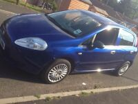Bargain !!! 07 fiat punto for sale 61,000