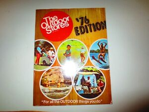 1976 Outdoor store catalog
