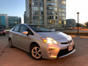 Toyota Prius 2013 - 27 700 km only!