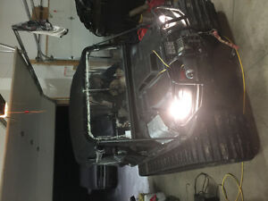 8x8 Argo with rubber tracks for sale