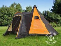 New 5 Man Tipi Tent