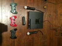 500 gb PS3 + MORE