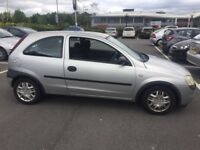 Vauxhall corsa 1.2 ,48000 miles,owned by a doctor,£499.