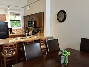 Kelowna Stunning 2 Bedroom 2 Bathroom Loft Condo