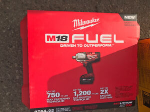 "Milwaukee M18 FUEL™ 3/4"" High Torque Impact Wrench"