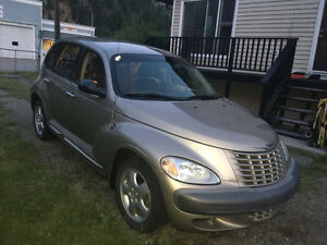 2002 Chrysler PT Cruiser Hatchback LOW KMs