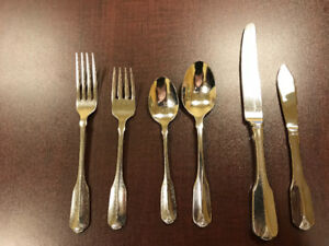 Commercial Silver Cutlery