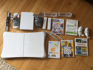 Nintendo package for Wii