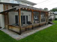 Need to refinish your deck? We know how!