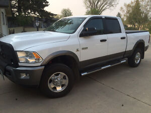 2012 Dodge Power Ram 2500 Outdoorsman Pickup Truck