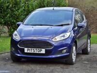 Ford Fiesta 1.2 Zetec 3dr PETROL MANUAL 2015/64