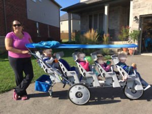 Quint runabout stroller