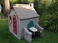 Outdoor Playhouse - Step2 Naturally Playful Storybook Cottage