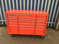 Snap On 53'' Roll Cab Tool Box