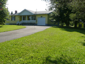 HOUSE WITH 13 ACRES OF LAND