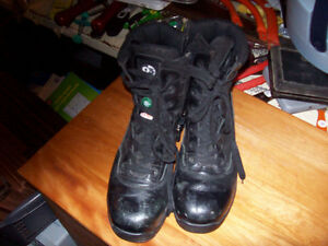 OS Winter steel toed boot men's size 7.5