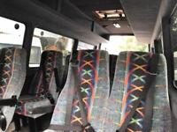 MERCEDES BENZ SPRINTER 412D + LWB HIGH ROOF TWIN WHEELS + (1996 R REG)