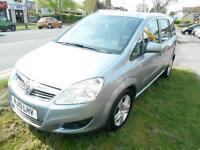 Vauxhall Zafira 1.7CDTi 16v ecoFLEX Energy MPV 5d 1686cc