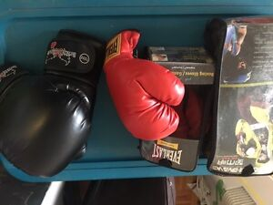 Boxing gloves for sale!