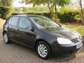 VOLKSWAGEN GOLF 1.9 TDi MATCH 5DR 2008 08
