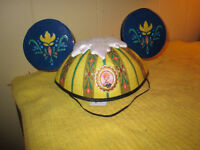 NEW Disney Hat-Deluxe Ears Hat-Anna & Elsa-from the movie FROZEN