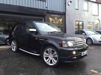 2007 Land Rover Range Rover Sport 2.7TD V6 KAHN EDITION CONVERSION