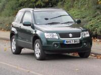 2007/57 Suzuki Grand Vitara 1.6 VVT+ 6 MONTHS COMPREHENSIVE WARRANTY