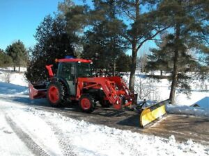 Snow Plowing services For Downtown,sandy hill-Glebe