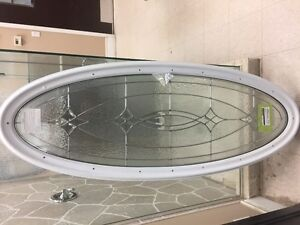 Monte carlo oval insert white frame