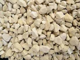 Decorative gravel 20kg bags delivery available hamilton & surrounding areas
