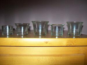 candle glass Kawartha Lakes Peterborough Area image 1
