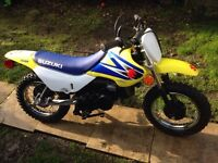 Suzuki Jr 50 kids 50cc motorbike pw 50