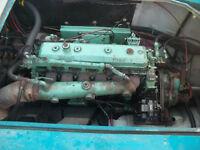 671 Detroit Inline Engine
