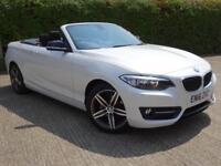 BMW 218i SPORT