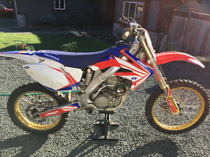 2006 crf250r Campbell River Comox Valley Area image 3