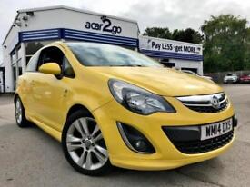 2014 Vauxhall CORSA SXI AC Manual Hatchback