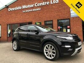 image for 2013 13 LAND ROVER RANGE ROVER EVOQUE 2.2 SD4 DYNAMIC 5D 190 BHP DIESEL