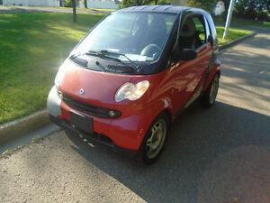 2006 SMART Diesel FORTWO with free 300$ gas  card