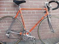 Vicini road bike frame - Italian quality - 1980s - Columbus SL