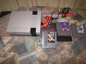 First Nintendo free games One controller and the duck hunt gun
