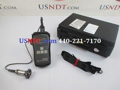 Krautkramer Dm4e Thickness Gauge Ultrasonic Flaw Detector Ndt Olympus Panametric