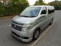 2004 Nissan Elgrand 3500 4WD HIGH GRADE FRESH IMPORT 5dr