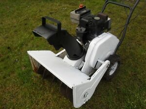 "Older Roper 22"" snow blower 4 hp tecumseh. Prince George British Columbia image 1"