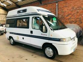 Peugeot BOXER 270 MWB AUTO-SLEEPER SYMPHONY LOW MILAGE