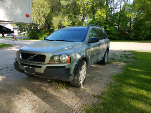 Selling my 2004 Volvo XC90 with safety