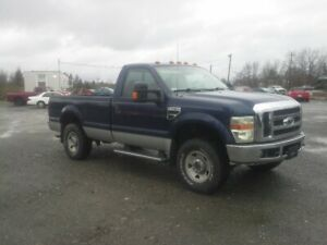 2009 FORD F-250 SUPER DUTY !! V8 GAS !! 4X4 !!