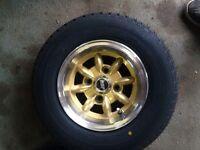 "Classic mini wheels 10"""