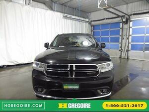 2015 Dodge Durango SXT 4WD 7 PASS. 3.6L BLUETOOTH